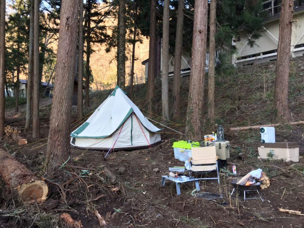 山の神キャンプサイト_210507_22